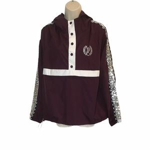 PINK Victoria's Secret Jacket Windbreaker Pullover